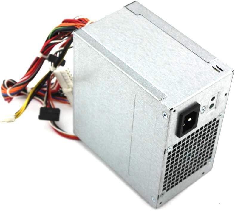 Genuine Dell Optiplex 790 990 Desktop Computer Power Supply 265W 9D9T1 09D9T1 AC265AM-00 (Certified Refurbished)