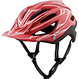 Cheap Troy Lee Designs A2 MIPS Helmet Pinstripe Red/Black, XL/XXL