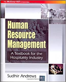 Sales And Marketing A Textbook For The Hospitality border=