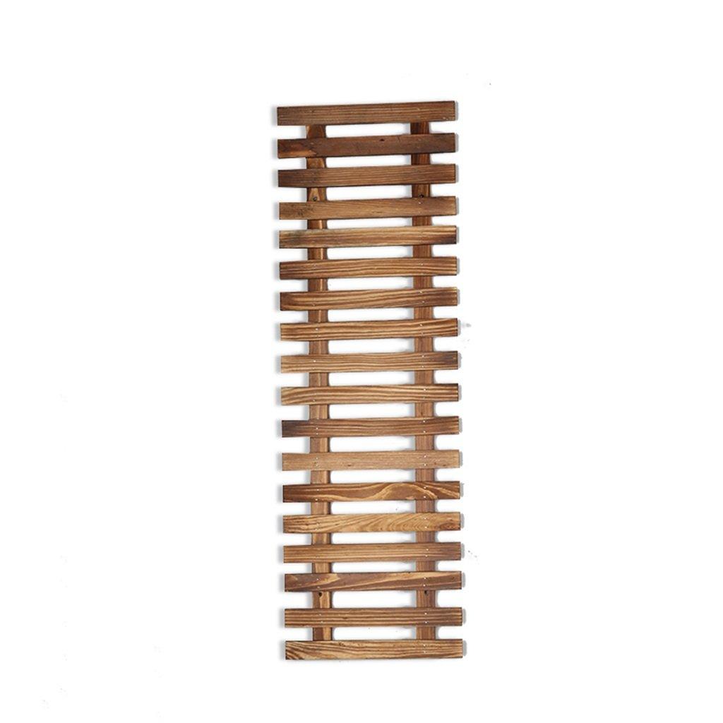 offrendo il 100% AJZGFStand per espositori per esterni indoor Mensola in in in legno massello, mensola creativa, fioriera decorativa, (dimensioni   30  120cm)  negozio online