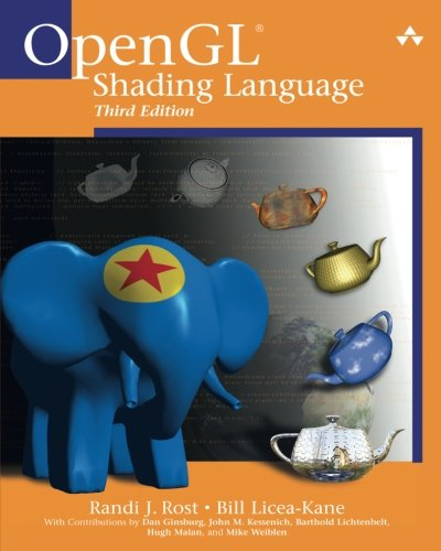 OpenGL Shading Language (3rd Edition) by Addison-Wesley Professional