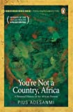 You're Not A Country, Africa: A Personal History of the African Present (Penguin African Writers)