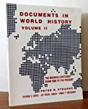 Documents in World History Vol. II