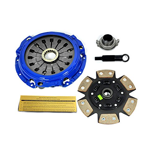 EFT STAGE 3 RACE CLUTCH KIT 2000-2005 MITSUBISHI ECLIPSE GT GTS 3.0L V6 SOHC