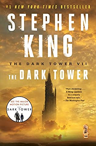 book cover of The Dark Tower