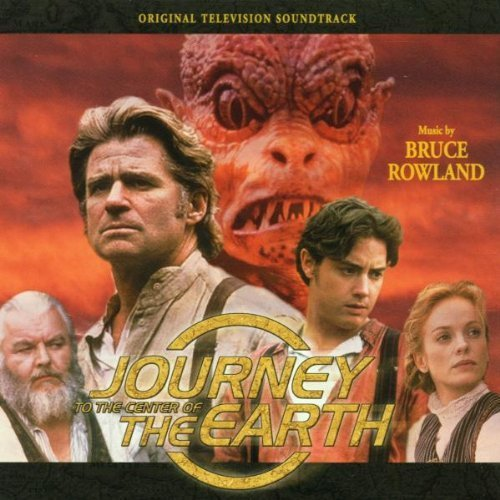 Journey to the Center of the Earth (OST) by Bruce Rowland (1999-09-13) (1999 Journey To The Center Of The Earth)