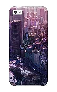 New Arrival Case Cover With LdJLyHx10216XsmhU Design For Ipad Mini/mini 2- Cityscapes Dra Anime Cities