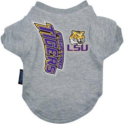 Hunter Louisiana State University Pet T-Shirt, Small
