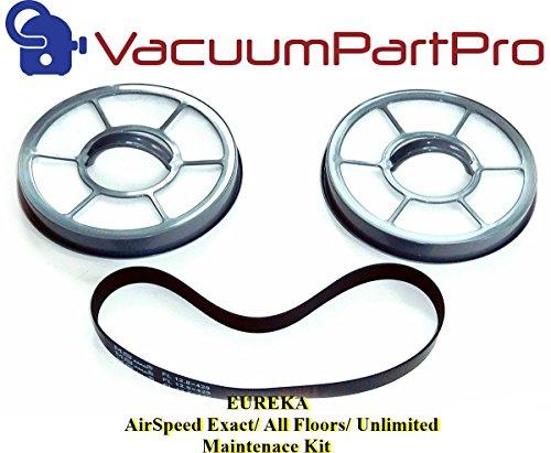 eureka vacuum airspeed exact pet - 5