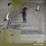 "Mozart: Piano Concertos 13 and 14, Eine Kleine Nachtmusik, Variations on ""Ah vous dirai-je maman"""