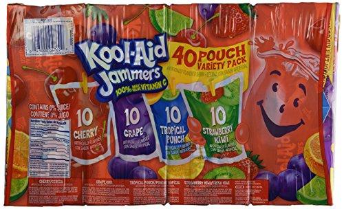 kool aid juice pack - 2