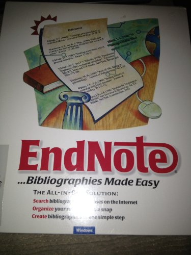 Price comparison product image END NOTE ... BIBLIOGRAPHIES MADE EASY