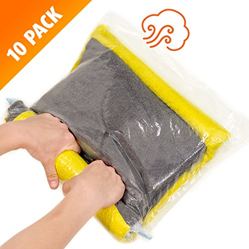 Storage Clothes Packing Compression Luggage product image