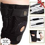 Hinged Knee Brace Plus Size – Newly Engineered Knee Braces with Enhancement on