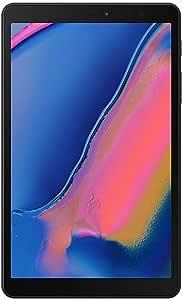 "Samsung Galaxy Tab A 8.0"" with S Pen (2019) 32GB, 4200mAh Battery, 4G LTE Tablet & Phone (Makes Calls) GSM Unlocked SM-P205, International Model (Wi-Fi + Cellular, Black)"