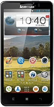 Lenovo P780 - Smartphone libre Android (pantalla 5