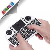 Air Smart TV Mini Klavye Dokunmatik Mouse Rii i8