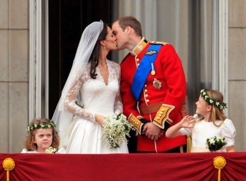 Amazon Com Prince William Kate Middleton Royal Wedding Glossy