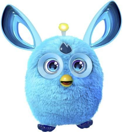 Furby Connect, Blue ファービーコネクトブルー アプリで操作[並行輸入品]