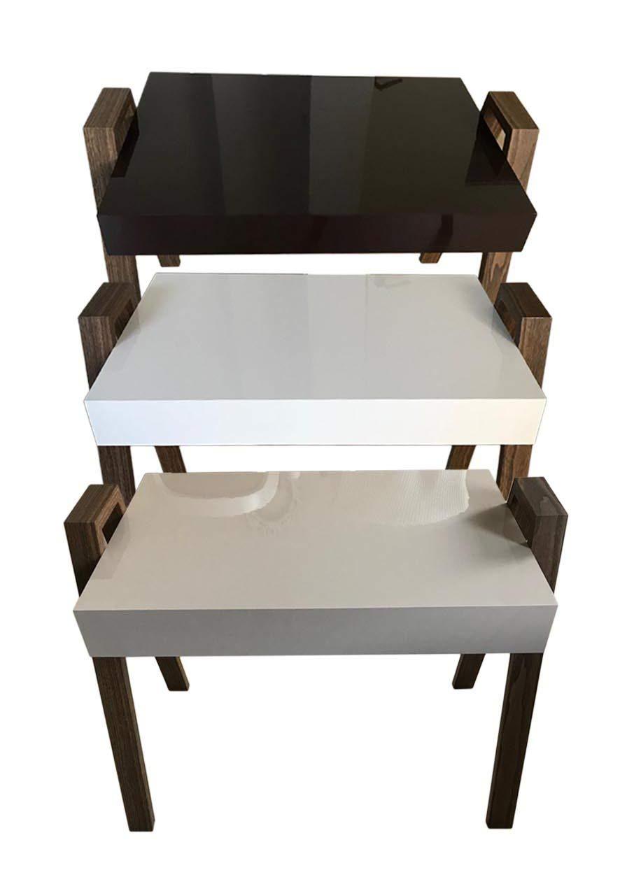 Kaiser-Handel.de 3er Set Beistelltisch Akira Couchtisch Ablage Tisch modernes Design