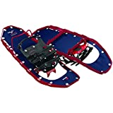 MSR Lightning Ascent Ultralight Women's Snowshoes for Mountaineering and Backcountry Use, 25-Inch Pair, Raspberry