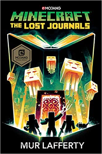 Amazon Minecraft The Lost Journals 9780399180699 Mur