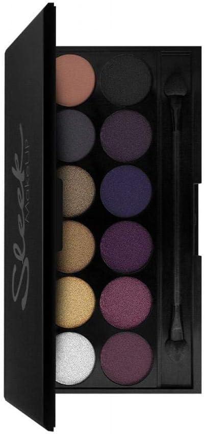 Sleek Make Up i-Divine Eyeshadow Palette Vintage Romance 13.2g by Sleek MakeUP (English Manual)