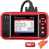lexus airbag module - LAUNCH CRP123 OBD2 Code Reader Support Read and Reset Code of Engine,Transmission,ABS and airbag scan Tool, Free Lifetime Update