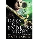 Days of Endless Night: A dark fantasy adventure (Runeblade Saga Book 1)