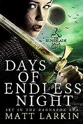 Days of Endless Night (Runeblade Saga Book 1)