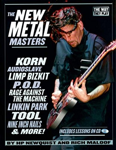 Audioslave Rage Against The Machine (The New Metal Masters: Korn * Audioslave * Limp Bizkit * P.O.D. * Rage Against the Machine * Linkin Park * Tool * and more! (Way They Play))