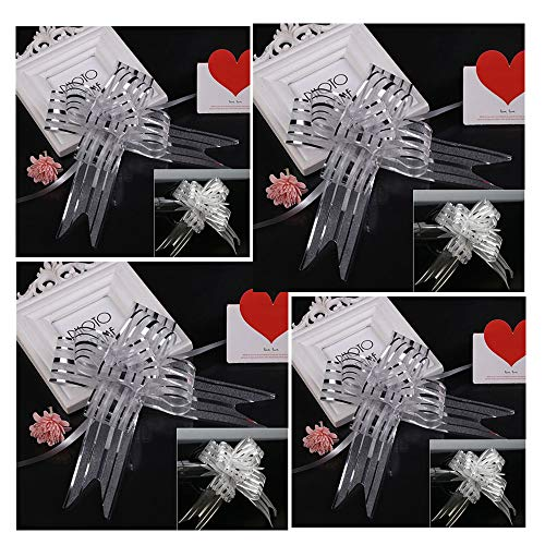 Elegant Gift Pull Bows for Birthdays Wedding Easter Christmas,MeetRade 9 Pack 5
