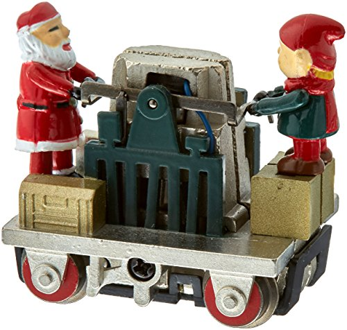 Bachmann Trains Operating Gandy Dancer - Christmas - HO Scale -