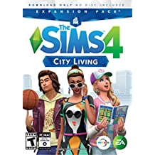 Electronic Arts The Sims 4 City Living English (Code in Box)