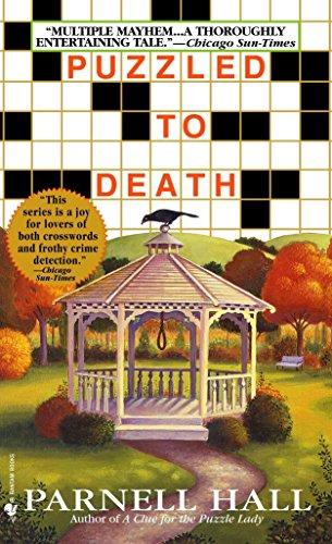 Puzzled to Death (The Puzzle Lady Mysteries)