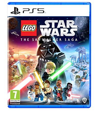 LEGO Star Wars: The Skywalker Saga Classic Character DLC Edition (Amazon.co.uk Exclusive) (PS5)