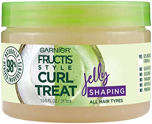 Garnier Fructis Style Shaping Coconut