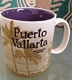 New Starbucks Mug Puerto Vallarta City Mexico 2012 16 Fl Oz Coffee Collector