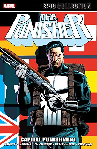 Punisher Epic Collection: Capital Punishment (The Punisher (1987-1995)) (Dixon Collection)