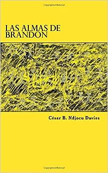 Las Almas De Brandon: Vol. 2 por César Brandon Ndjocu Davies Gratis