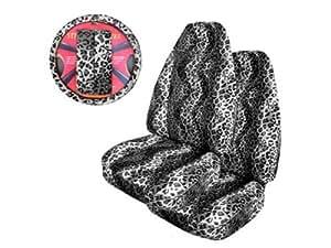animal print steering wheel covers ship free. Black Bedroom Furniture Sets. Home Design Ideas
