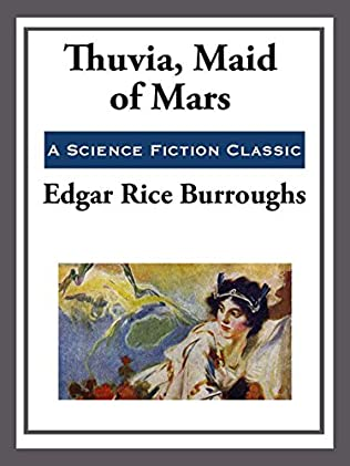 book cover of Thuvia, Maid of Mars