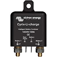 Victron Cyrix Lithium charge relais 12/24V-120A