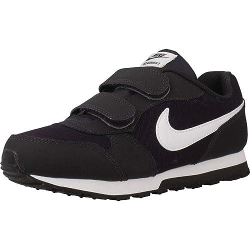 buy popular dd5a8 51b18 NIKE MD Runner 2 (PSV), Zapatillas de Running para Niños  Amazon.es  Zapatos  y complementos