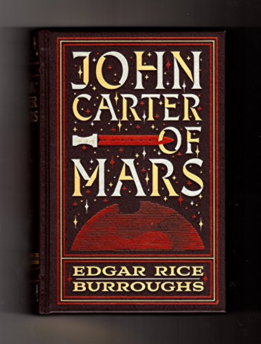 John Carter of Mars The First Five Novels – Leatherbound