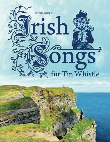 Irish Songs für Tin Whistle