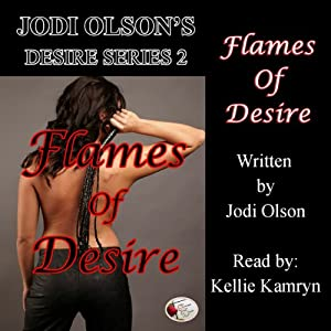 Flames of Desire Audiobook
