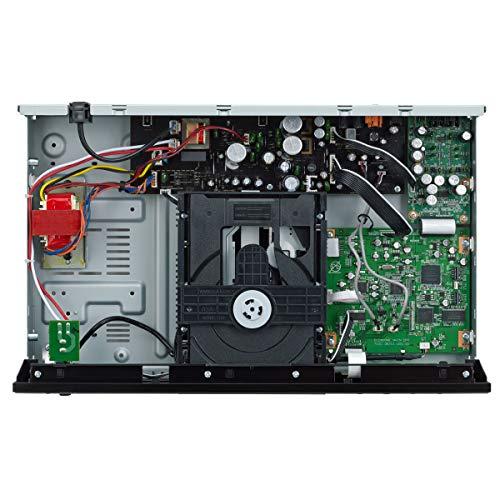 Denon DCD-1600NE Super Audio Cd Player (Black) by Denon (Image #1)