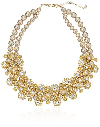 Carolee Pearl Necklace Jewelry - 4