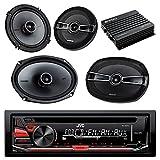 Best Planet Audio POWER ACOUSTIK Bluetooth Audio Receiver For Cars - JVC KD-R370 CD/MP3 AM/FM Radio Player Car Receiver Review